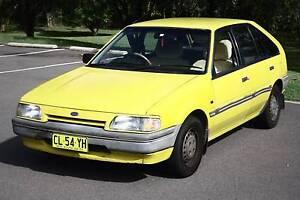 1989 Ford Laser Sedan Kotara Newcastle Area Preview