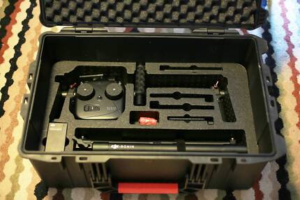 DJI Ronin 3 Axis Brushless Gimbal Camera Stabilizer. Hornsby Hornsby Area Preview