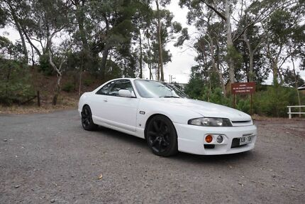 1997 Nissan Skyline R33 S2 Turbo Manual Coilovers Air-Con Mitcham Mitcham Area Preview