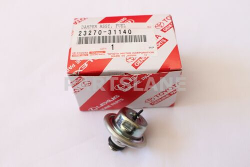23270-31140 Toyota Oem Genuine Damper Assy, Fuel Pressure Pulsation