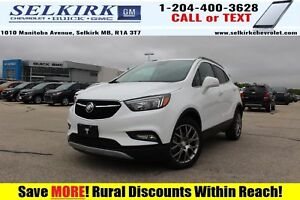 2017 Buick Encore Sport Touring *GORGEOUS, GREAT PRICE*