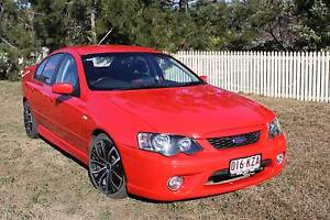 2006 Ford Falcon XR6 BF MK11 Auto Sedan Oakey Toowoomba Surrounds Preview