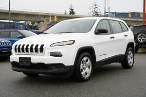 2016 Jeep Cherokee Sport - ALLOY WHEELS!