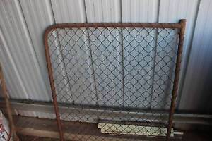 Vintage Front fence GATE Marrar Coolamon Area Preview