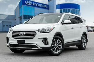 2018 Hyundai Santa Fe XL LUXURY, BACK UP CAM , PANO ROOF, LEATHE