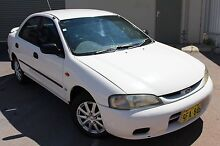 1995 Ford Laser Sedan 1owner Wangara Wanneroo Area Preview