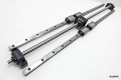 Linear Actuator Parts Ground Ball Screw Bnk2020975mm Thk Hsr20r935mm Cnc Route