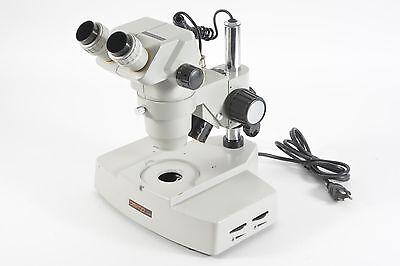 Omano Premium Stereo Microscope Double-wide Dual Halogen Illumination