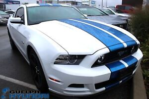2014 Ford Mustang ONE OWNER! LOW KMS! CLEAN CARPROOF!