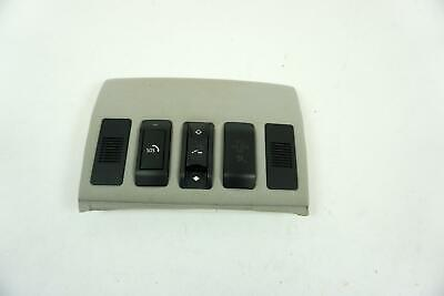 04-07 BMW 525i 530i 08-10 528i 535i Overhead Roof Console SOS Sunroof Switch
