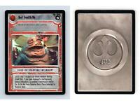 Star Wars CCG Special Edition Don/'t Traed On Me