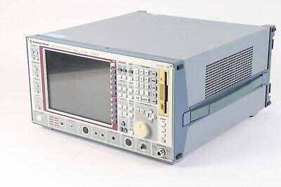 Rohde Schwarz Fsea 20 1065.6000.20 9 Khz - 3.5 Ghz Spectrum Analyzer W Opts.