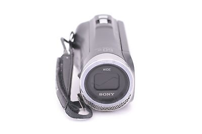 Sony Handycam HDR-CX330 Video Camera Camcorder - Black for sale  Shipping to India