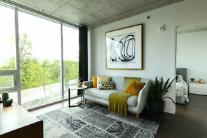 Large bright and new  3 ½ in Griffintown