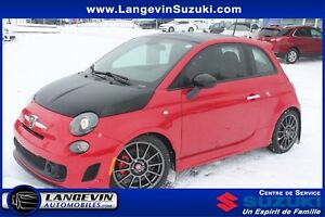 2014 Fiat 500 Abarth/TOIT OUVRANT