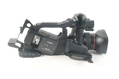 Canon XL H1 3CCD HD Video Camera W/ 20x Zoom xl 5.4-108mm L IS II 1:1.6-3.5