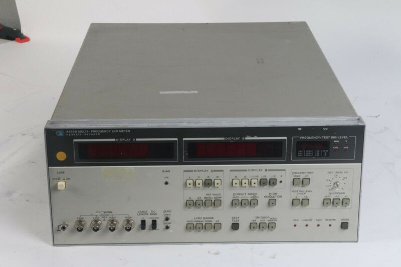 HP Hewlett Packard 4275A Multi-Frequency LCR Meter