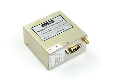 Accubeat Rubidium Frequency Standard Ar-60a 10mhz 15