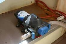 Jabsco, Par-Max, water pressure pump, 24 volt. Hellyer Circular Head Preview
