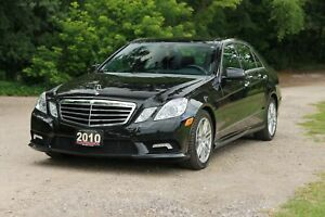 2010 Mercedes-Benz E-Class ONLY 87K | AWD 4Matic | Sunroof |...