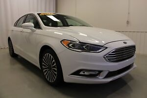 2017 Ford Fusion SE Luxury