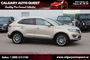 2015 Lincoln MKC AWD/NAVI/B.CAM/LEATHER/ROOF