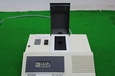 Jenway 6051 Colorimeter Spectrometer Lab