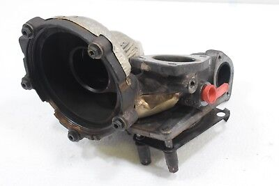 Audi A6 C7 SQ5 3.0tdi Bi-turbo Exhaust Rear supercharger part wastegate Hot