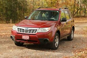 2013 Subaru Forester 2.5X Convenience Package AWD | Alloys |...