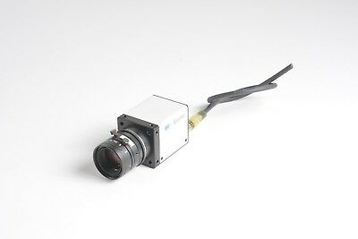 Baumer Txg12 Industrial Camera With Lens