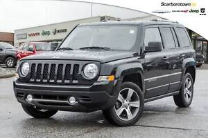 2016 Jeep Patriot Sport/North+HIGH-ALTITUDE+LTHR+ROOF