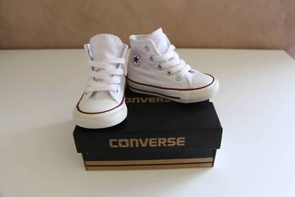 Converse Toddler All Star Hi Tops - Size 4