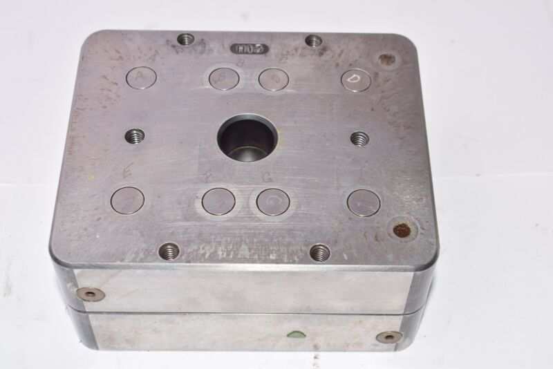 Injection Molding Plate, H13, 5-1/4