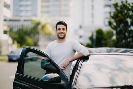 Uber Driver Partner Adelaide City Preview