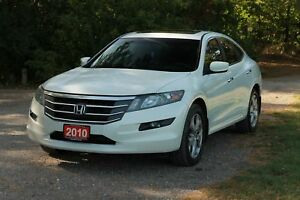 2010 Honda Accord Crosstour EX-L Sunroof | Leather | CERTIFIED