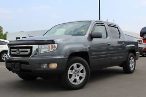 "2010 Honda Ridgeline RTL ""Honda's best attributes are here in..."