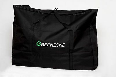 FOLDING BIKE CARRYING CASE BICYCLE CARRY TRAVEL BAG