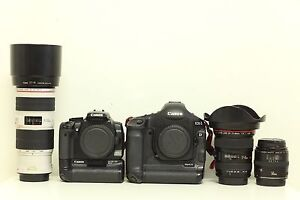 CANON BUNDLE 1D MARK IV SELLING Bonnyrigg Fairfield Area Preview