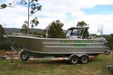 Commercial Vessel 8 metres custom built Adventure Bay Kingborough Area Preview
