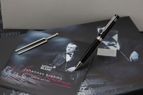 Montblanc Donation Series Johannes Brahms Special Edition Ballpoint Pen - UNUSED