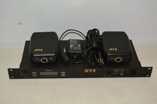 Telex Communications BTR-240 Wireless Intercom Base Station 2.4GHz #2