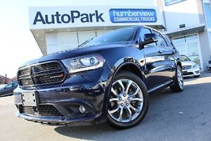 2017 Dodge Durango R/T RT 5.7 8CYL!!/HEATED LEATHER/NAVIGATION