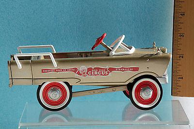 Kiddie Carnival (Hallmark Kiddie Car Classics..1961 MURRAY CIRCUS CAR ..NEW IN)