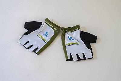New 2017 Mens Craft Team Novo Nordisk Tresiba Ebc Summer Gloves  White  Size M