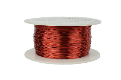 Magnet Wire 28 Awg Gauge Enameled Copper 8oz 155c 994ft Magnetic Coil Winding