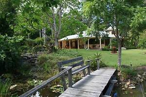 Private country oasis on 100 acres with sandstone clad home Port Macquarie Port Macquarie City Preview