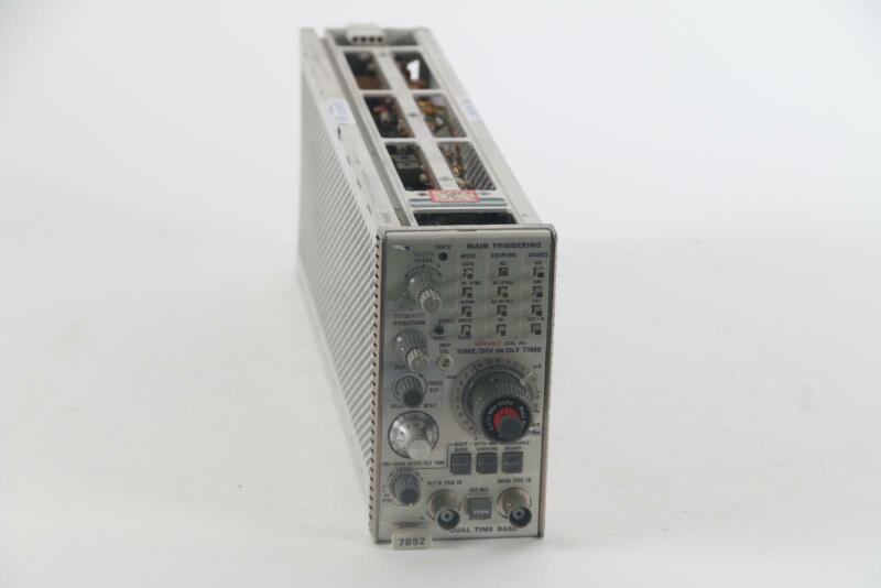 Tektronix 7B92A Dual Time Base Plug-In Module
