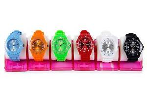 Colourful Unisex Watches - Water Resistant to 30m RRP $39.99 Hornsby Hornsby Area Preview