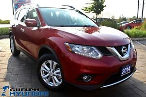 2014 Nissan Rogue 7 PASSENGER, NAVIGATION, AWD & MORE!
