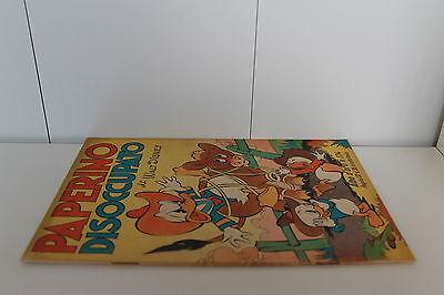 ALBO D'ORO ORIGINALE N. 174 PAPERINO DISOCCUPATO